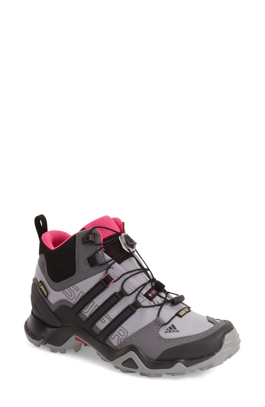 adidas 'Terrex Swift R Mid GTX' Gore-Tex® Hiking Boot (Women)