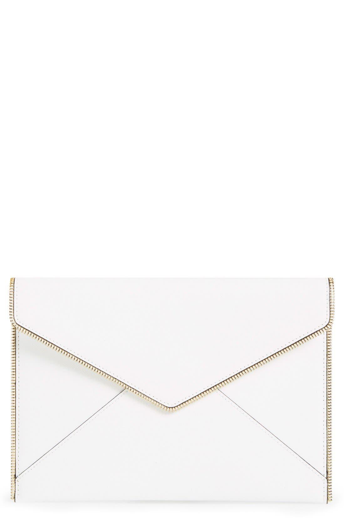 Main Image - Rebecca Minkoff 'Leo' Envelope Clutch