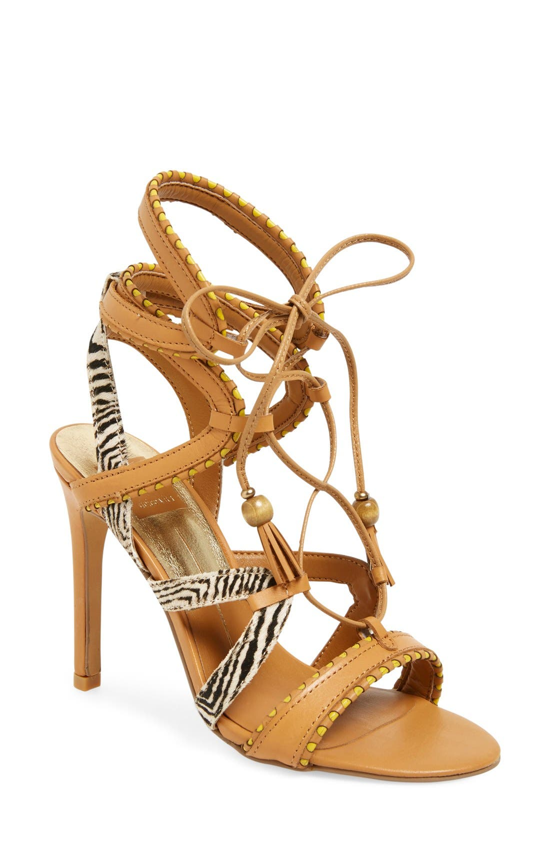Main Image - Dolce Vita 'Haven' Lace-Up Sandal (Women)