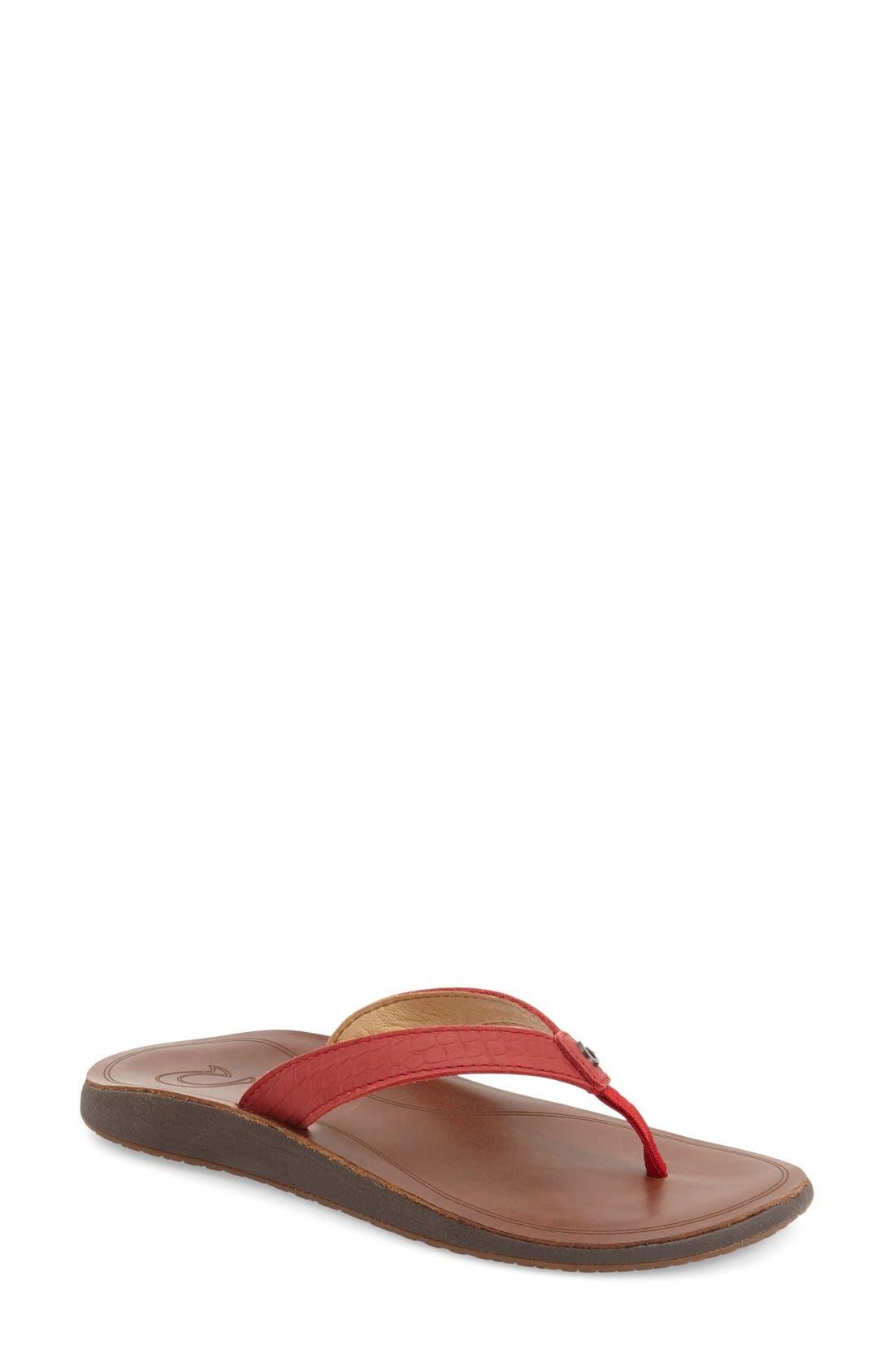OluKai Pua Flip Flop (Women)