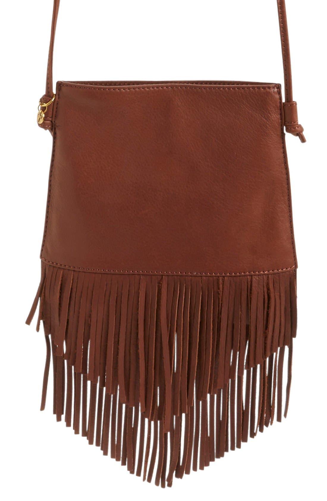 Alternate Image 1 Selected - Hobo 'Meadow' Crossbody Bag