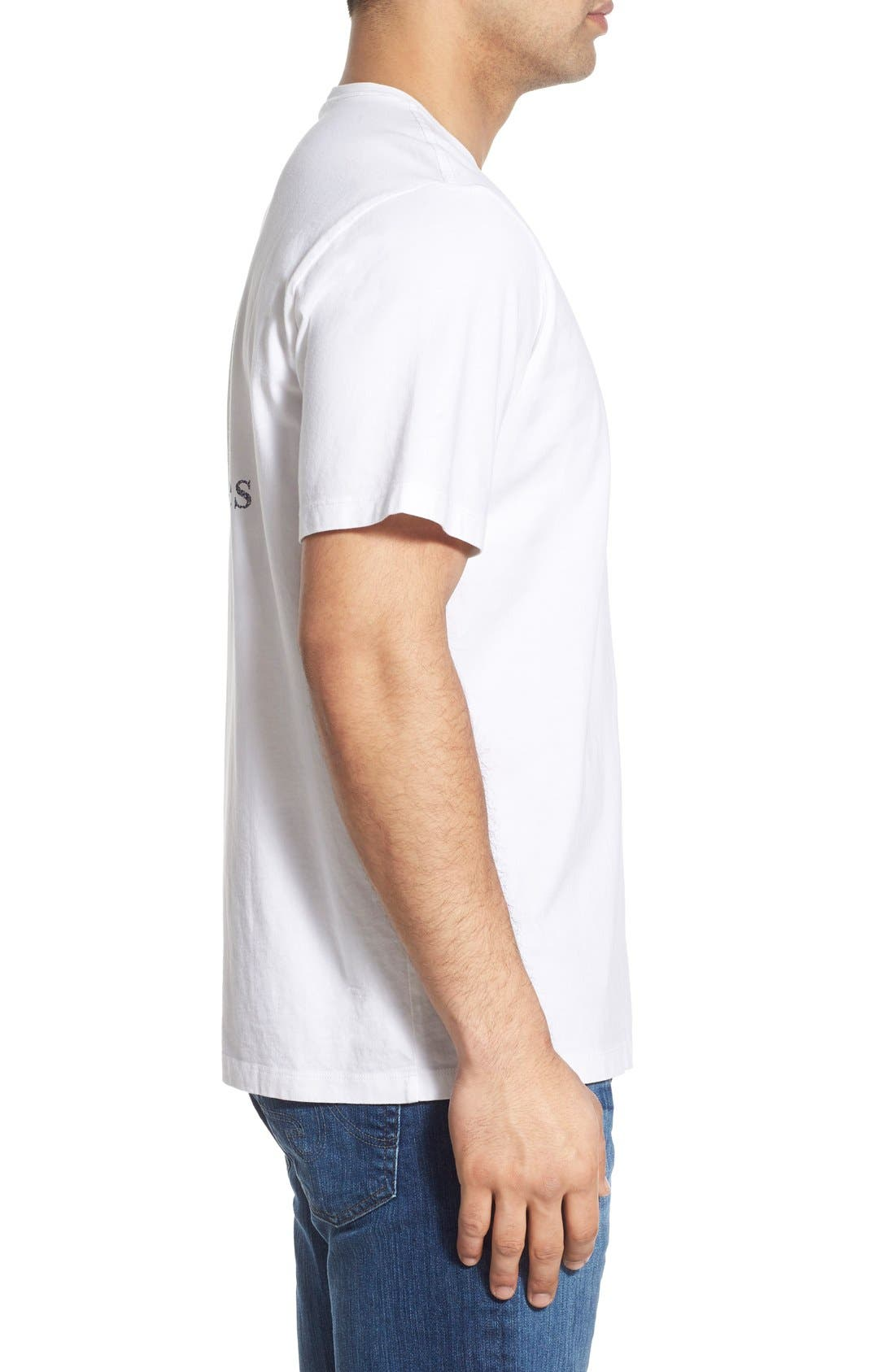 Alternate Image 3  - Vineyard Vines 'Whale Shamrock' Graphic T-Shirt