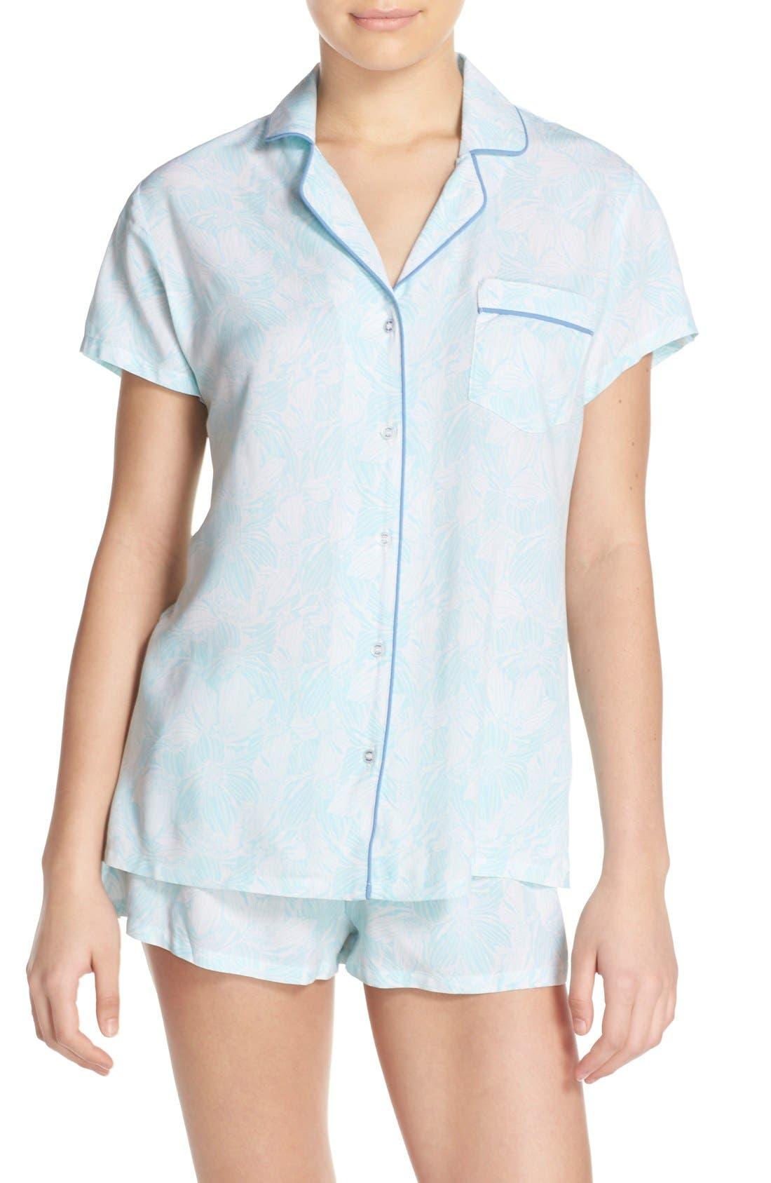 Alternate Image 1 Selected - Splendid Classic Short Pajamas