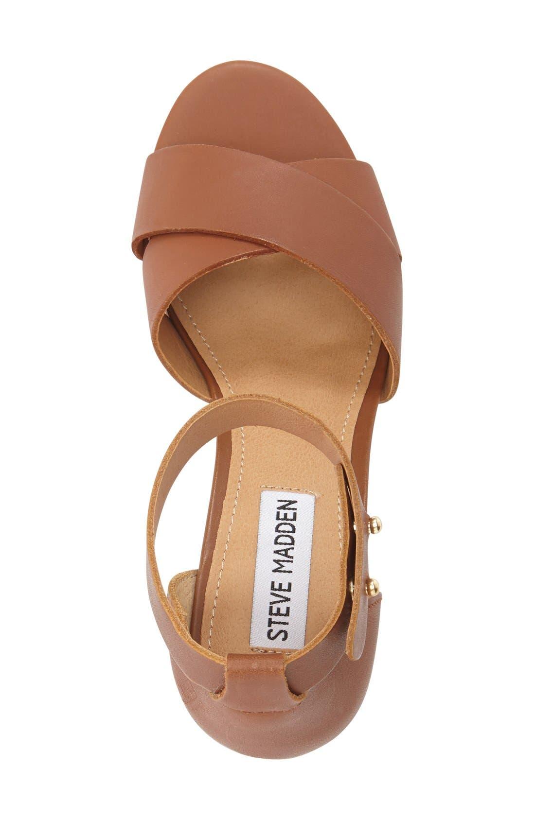Alternate Image 3  - Steve Madden 'Nilla' Wedge Sandal (Women)