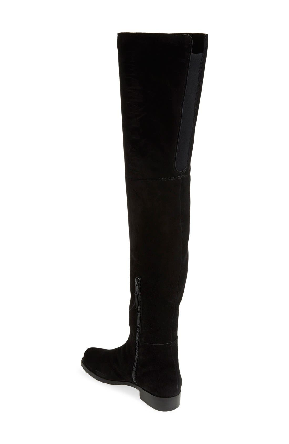 Alternate Image 2  - Stuart Weitzman 'Hilo' Thigh High Boot (Women) (Nordstrom Exclusive)