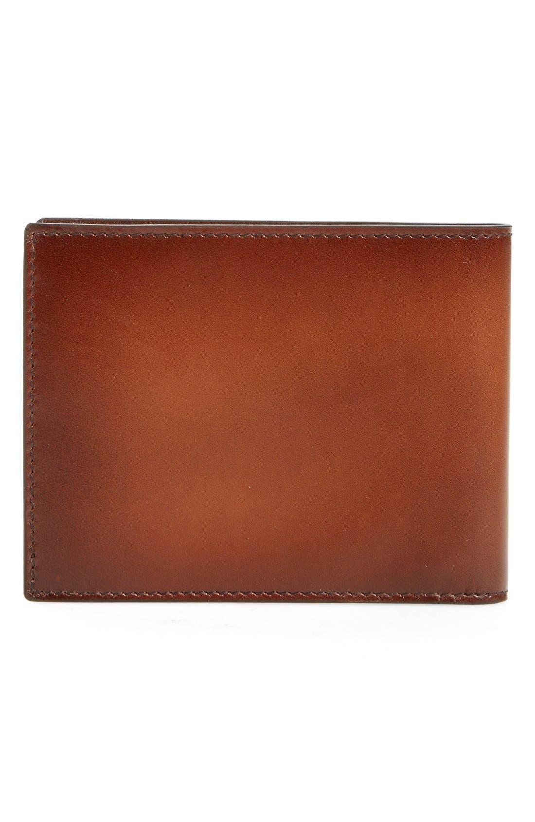 Alternate Image 3  - Salvatore Ferragamo Bifold Leather Wallet
