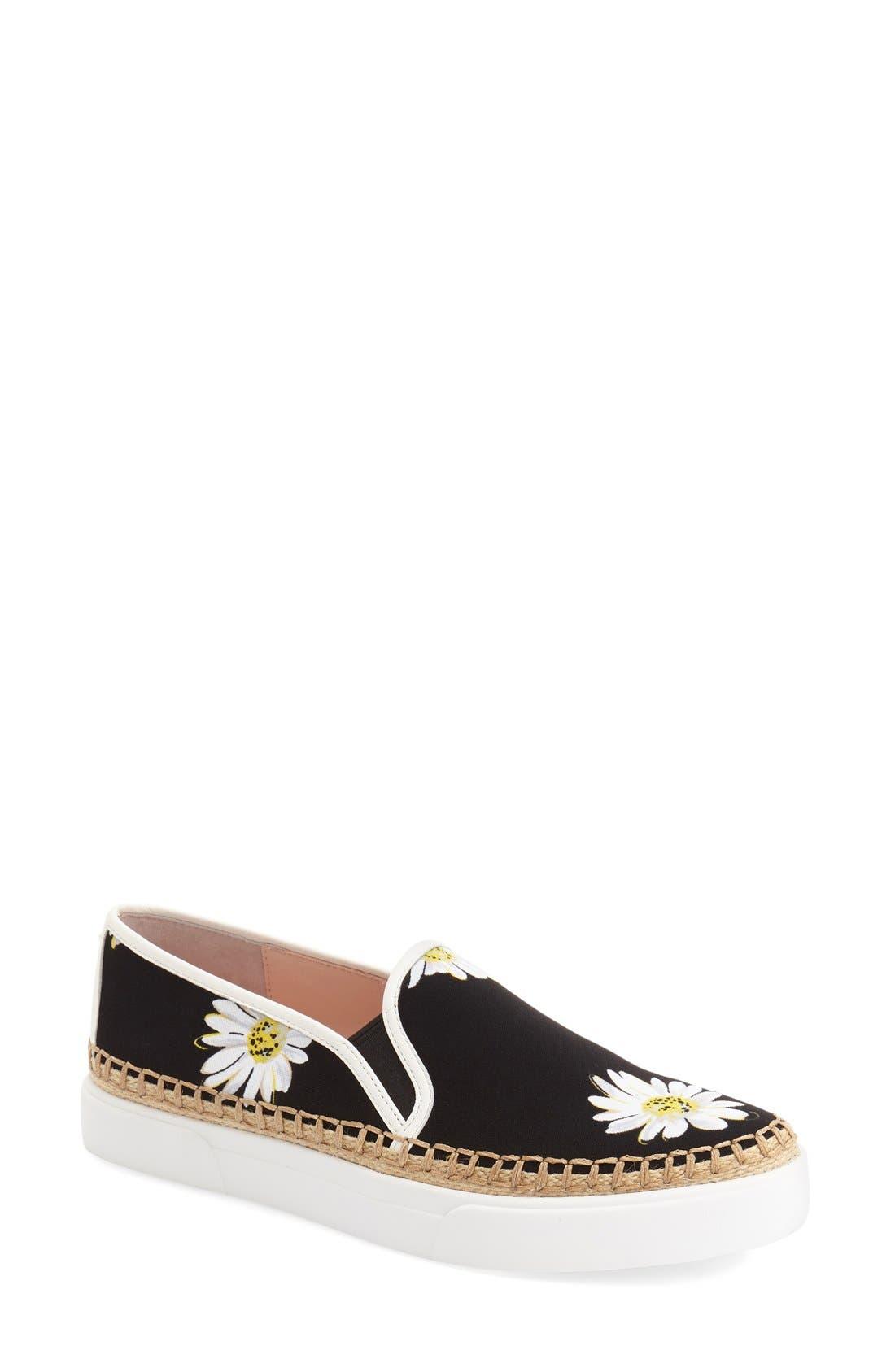 Main Image - kate spade new york 'cory' slip-on sneaker (Women)