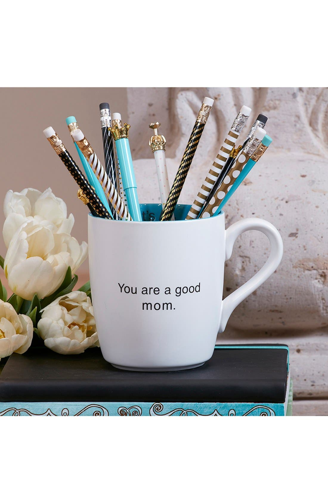 Alternate Image 3  - CB Gift 'You Are a Good Mom - That's All' Mug