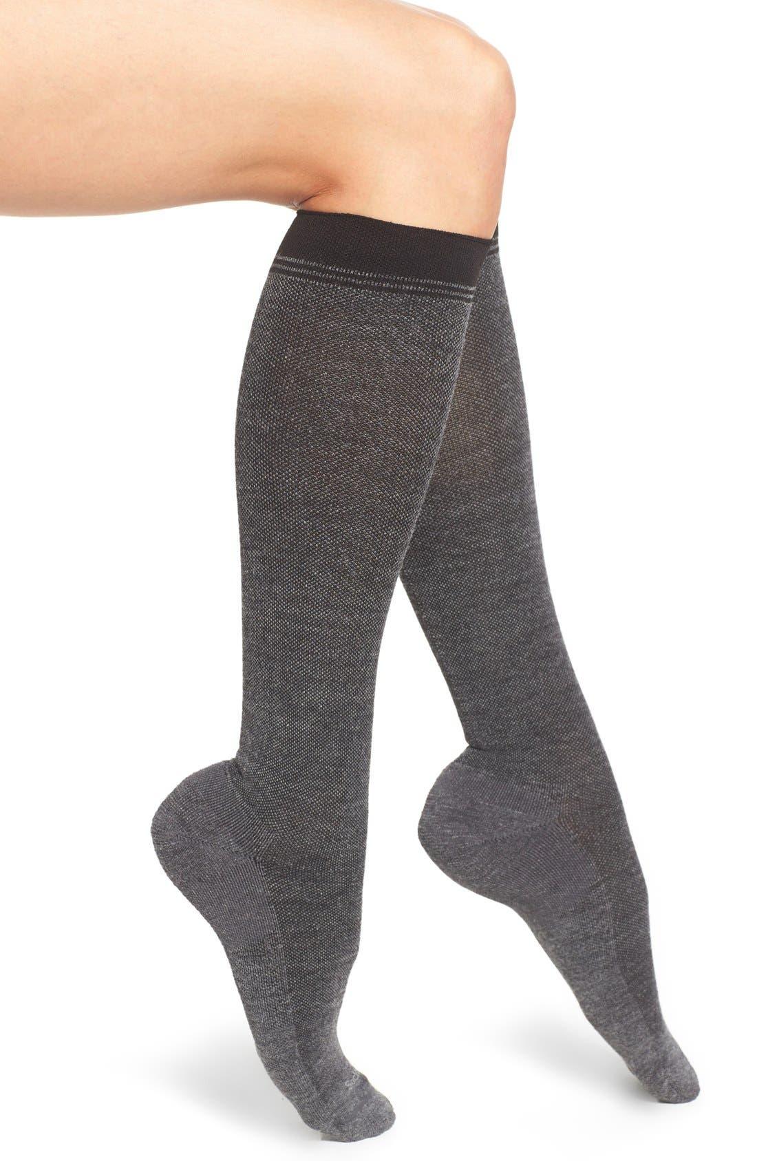 Alternate Image 1 Selected - Sockwell 'Rejuvenator' Compression Knee Socks