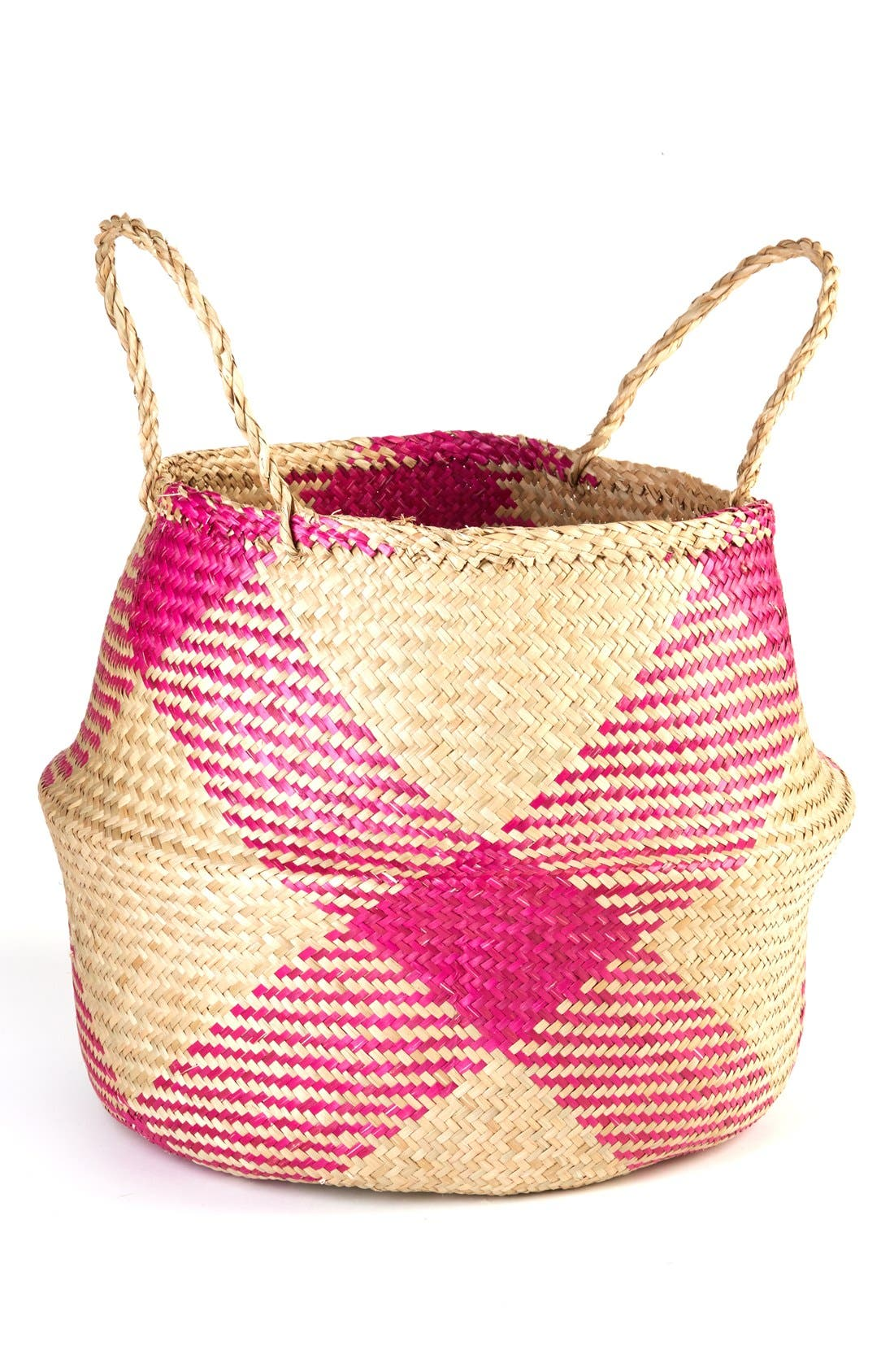 Alternate Image 1 Selected - Two's Company Collapsible Rice Basket