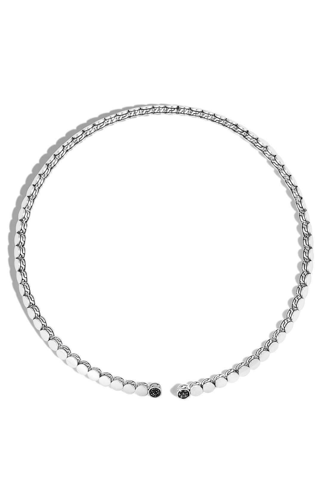 Alternate Image 1 Selected - John Hardy 'Dot' Silver Necklace