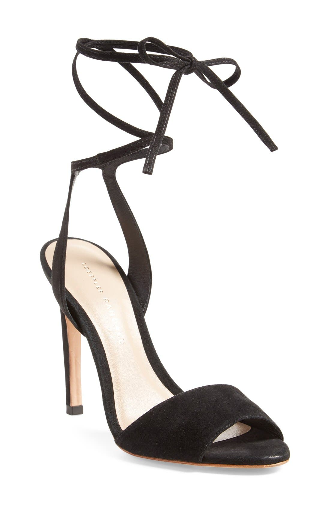 LOEFFLER RANDALL 'Ellie' Lace-Up Sandal