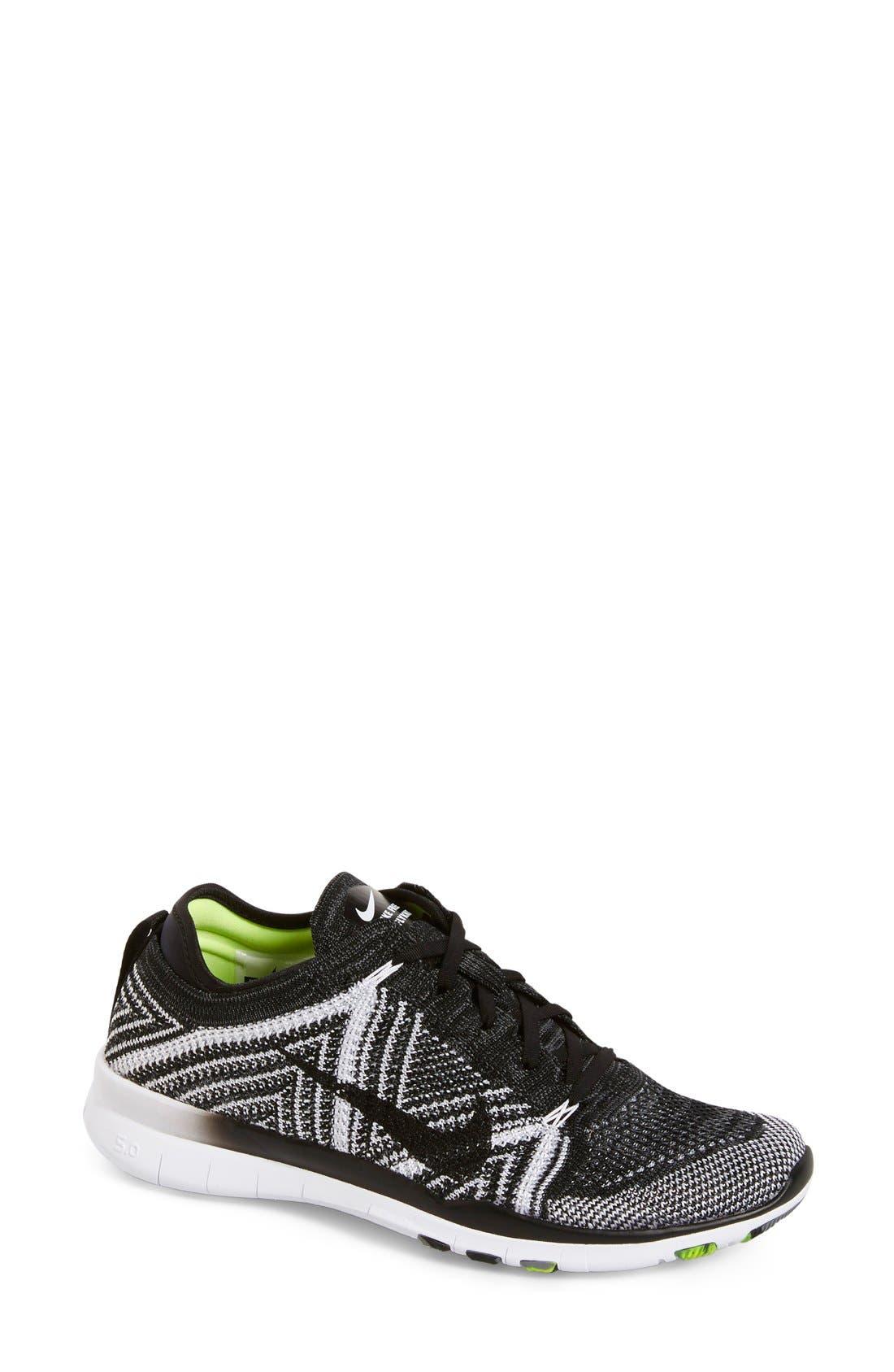 Main Image - Nike 'Free Flyknit 5.0 TR' Training Shoe (Women)