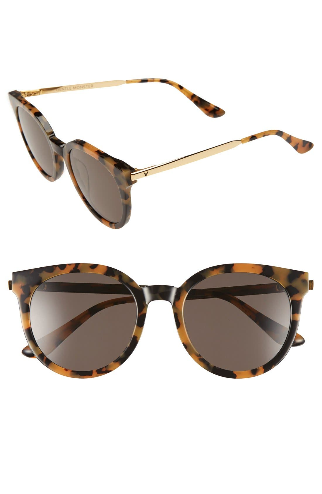 Alternate Image 1 Selected - Gentle Monster 'Didi A' 52mm Retro Sunglasses