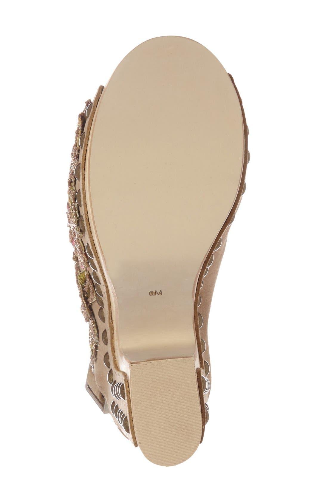 Alternate Image 4  - Jeffrey Campbell 'Vuelta' Platform Sandal (Women)