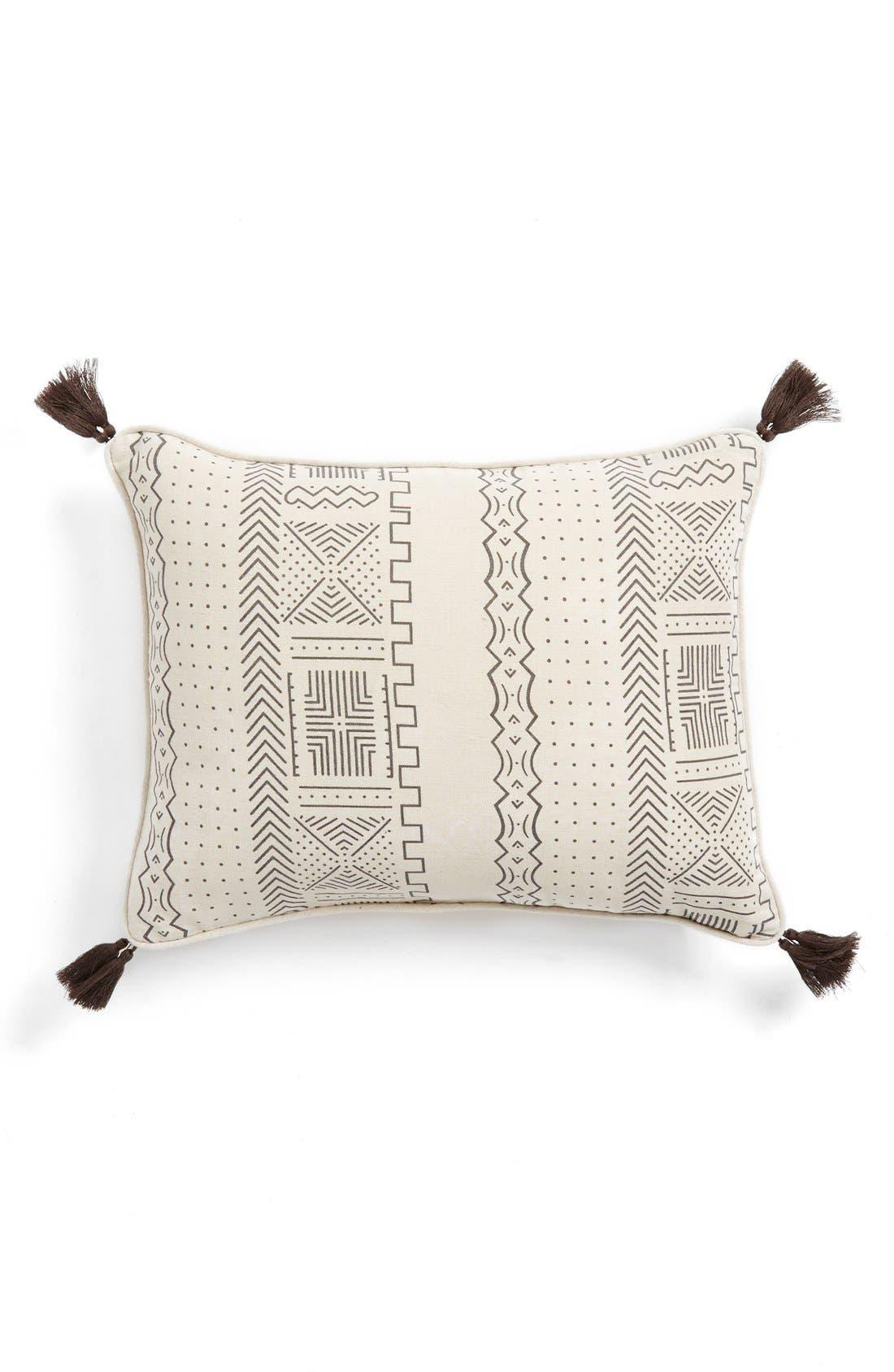 LEVTEX 'Taza' Tassel Trim Pillow