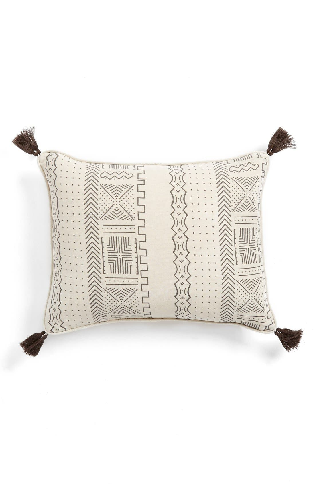 Levtex 'Taza' Tassel Trim Pillow