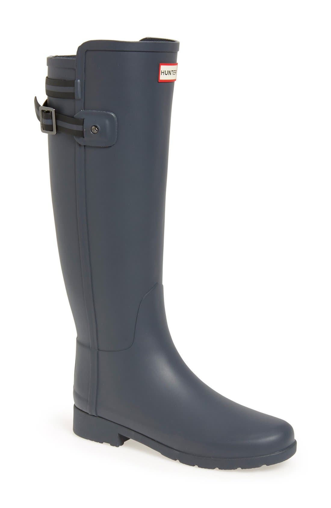 Alternate Image 1 Selected - Hunter 'Original Refined' Rain Boot (Women)