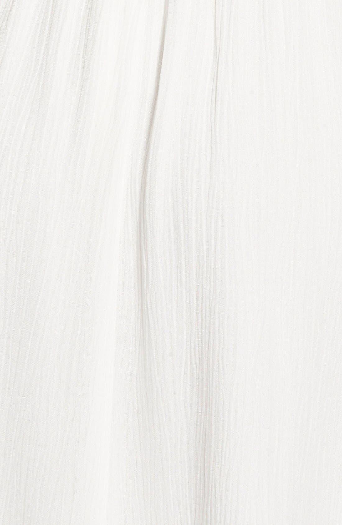 Alternate Image 3  - Wayf Blouson Midi Dress
