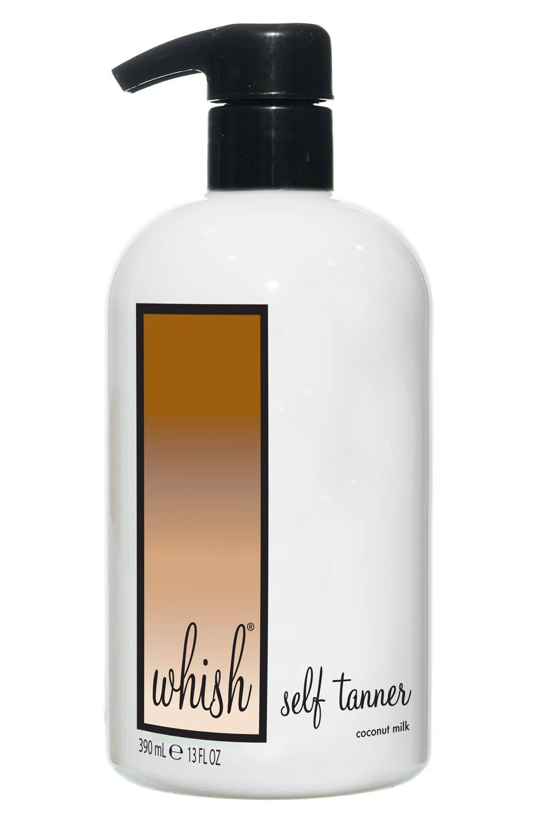 Whish™ Coconut Milk Jumbo Self Tanner ($78 Value)