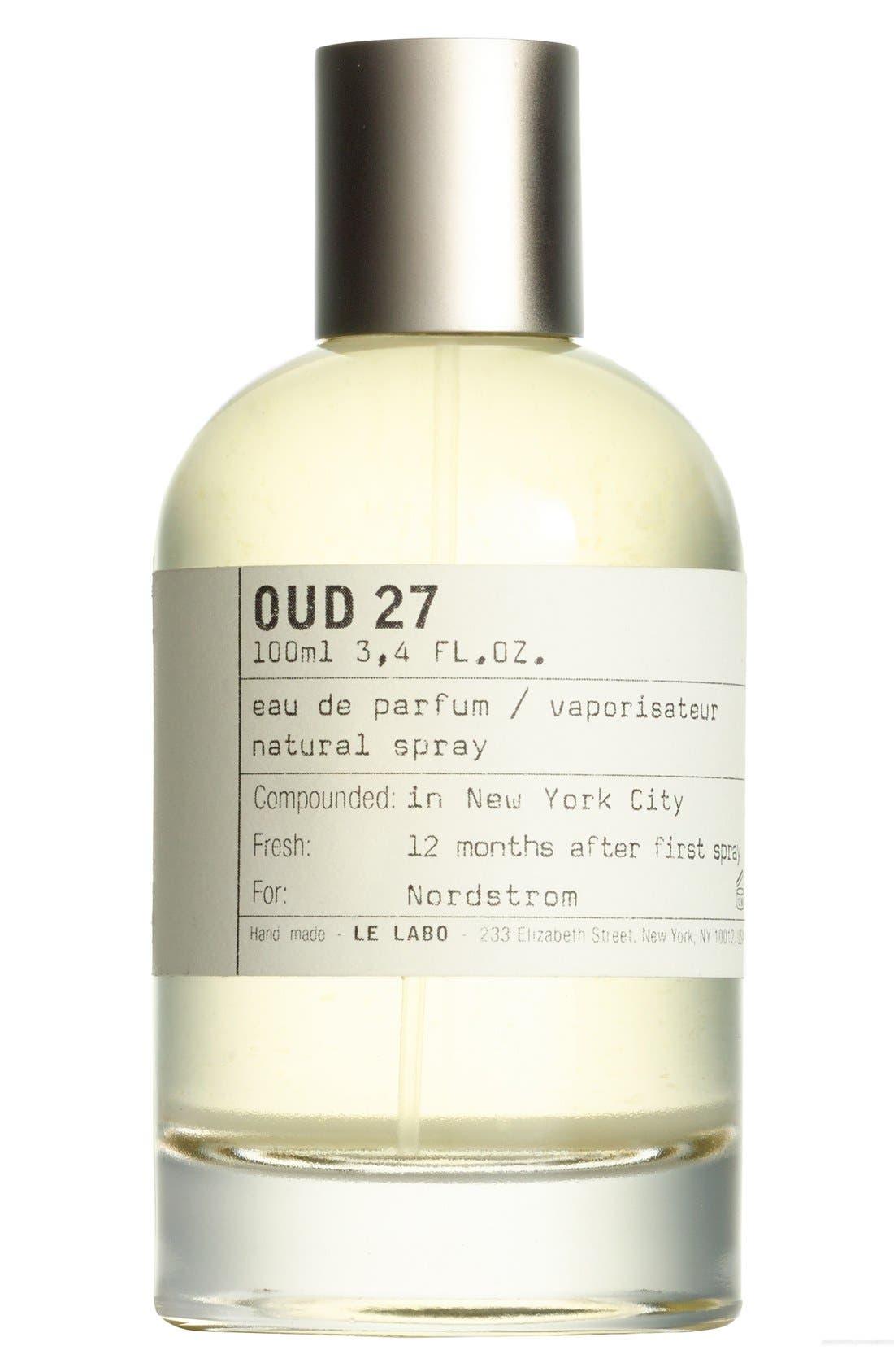 Le Labo 'Oud 27' Eau de Parfum