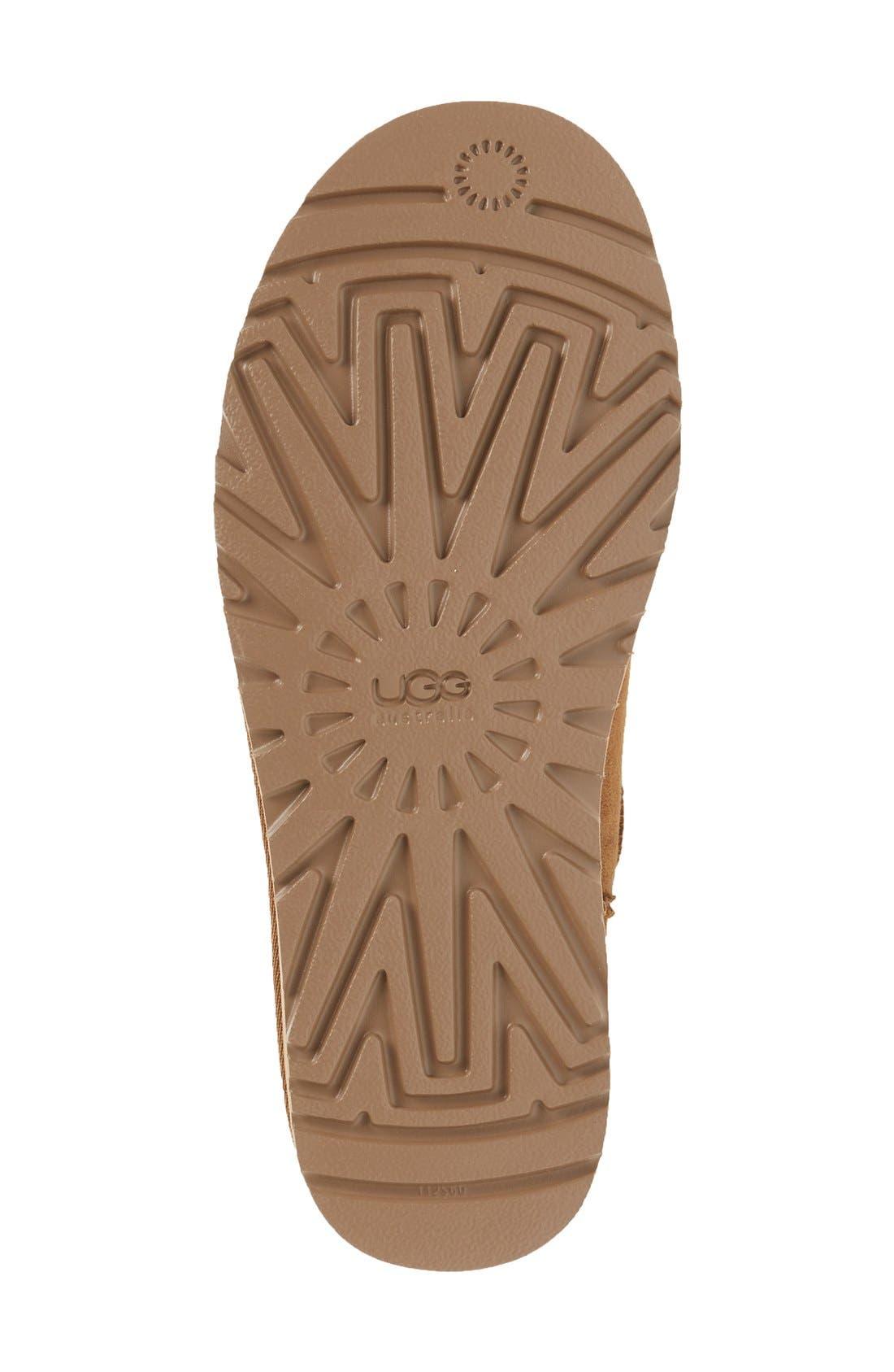 Alternate Image 4  - UGG® x Pendleton 'Classic Short - Patch' Boot (Women)