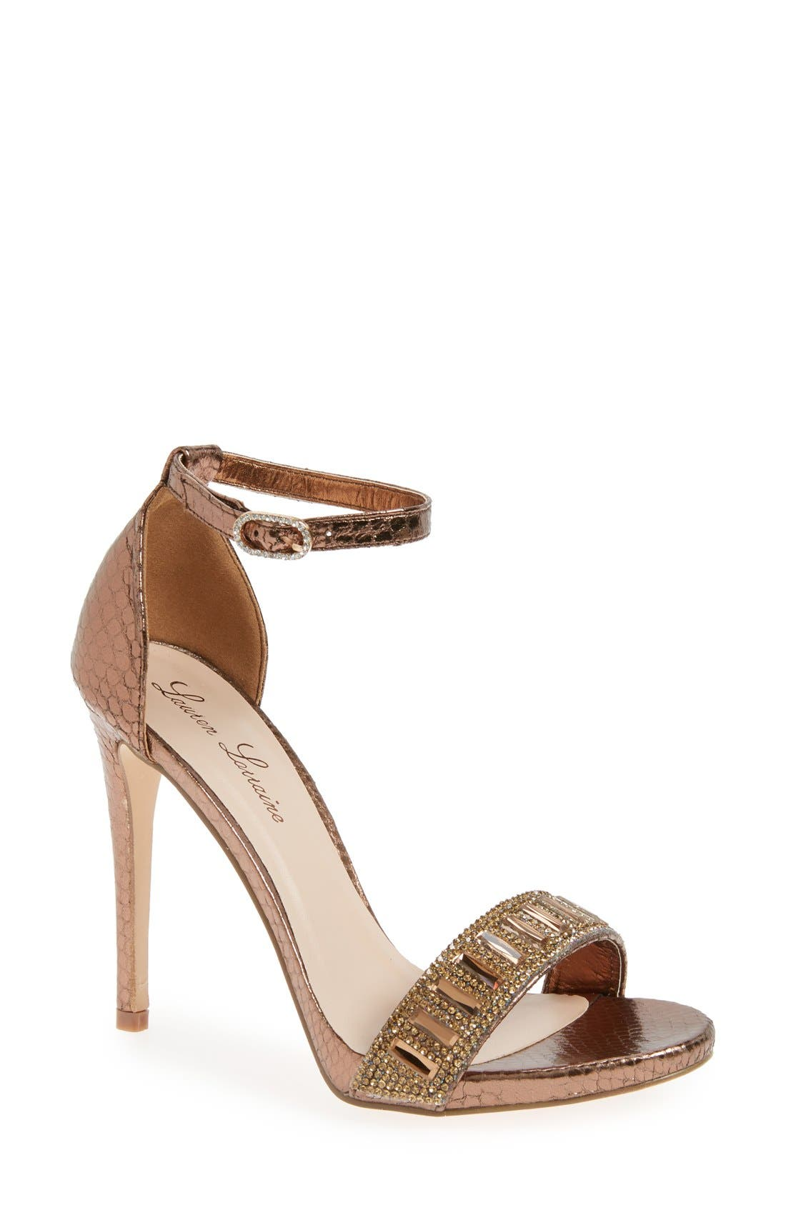 Alternate Image 1 Selected - Lauren Lorraine 'Ari' Sandal (Women)