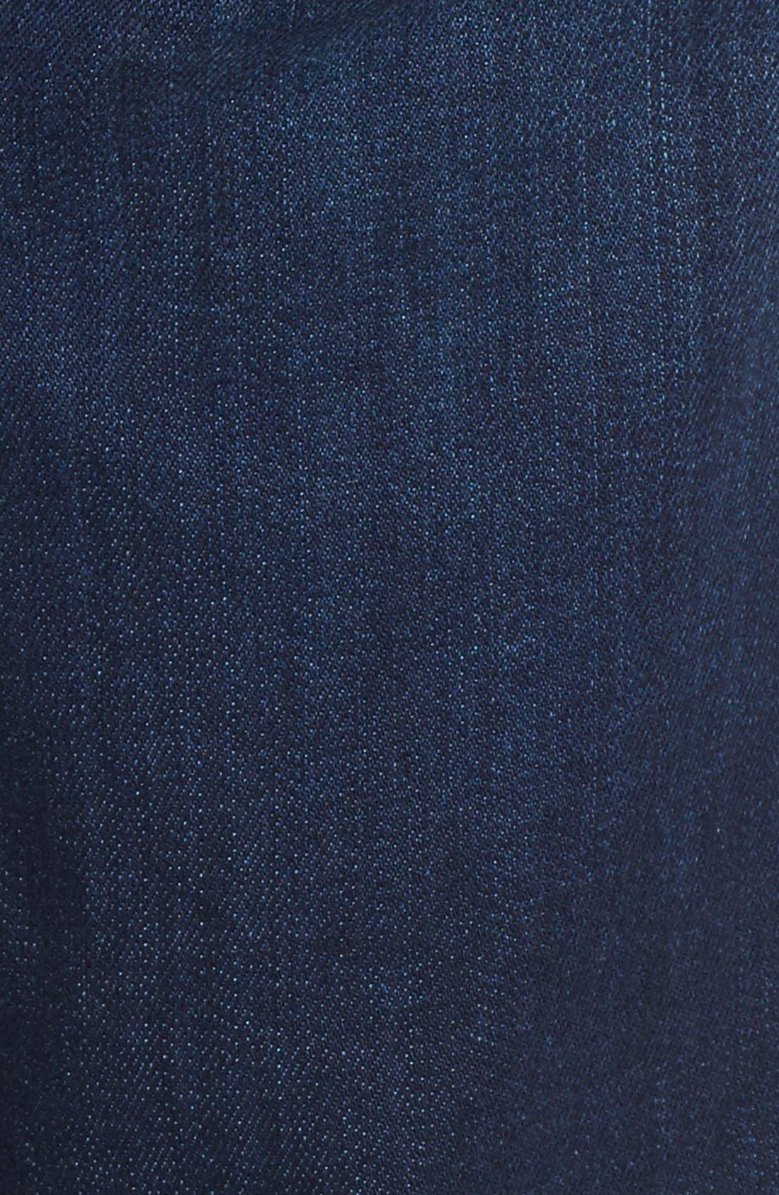 Alternate Image 5  - Hudson Jeans Piper Wide Leg Jeans (Thruway)