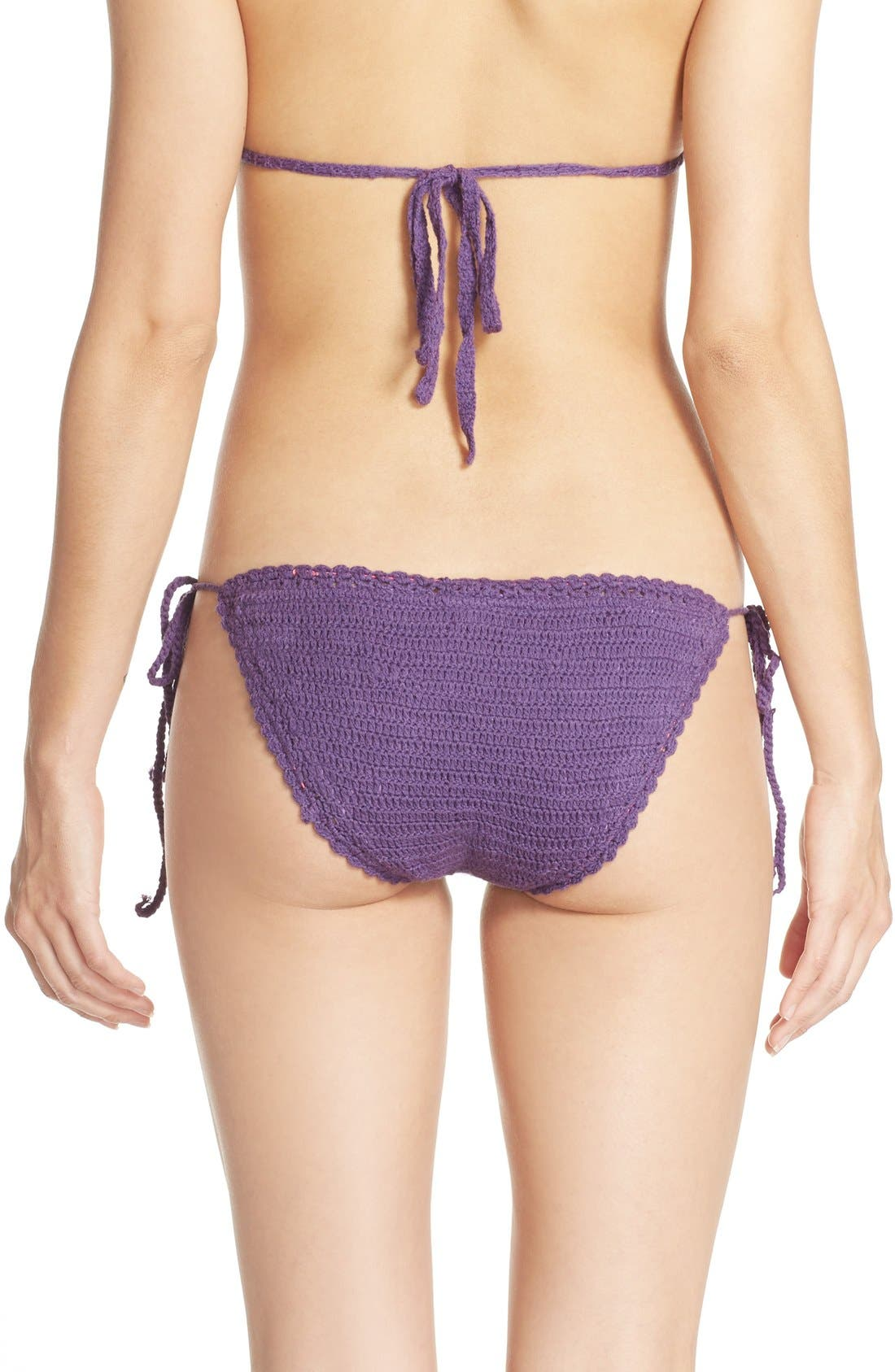 Alternate Image 12  - Lisa Maree 'The Sea Ahead' Crochet Bikini