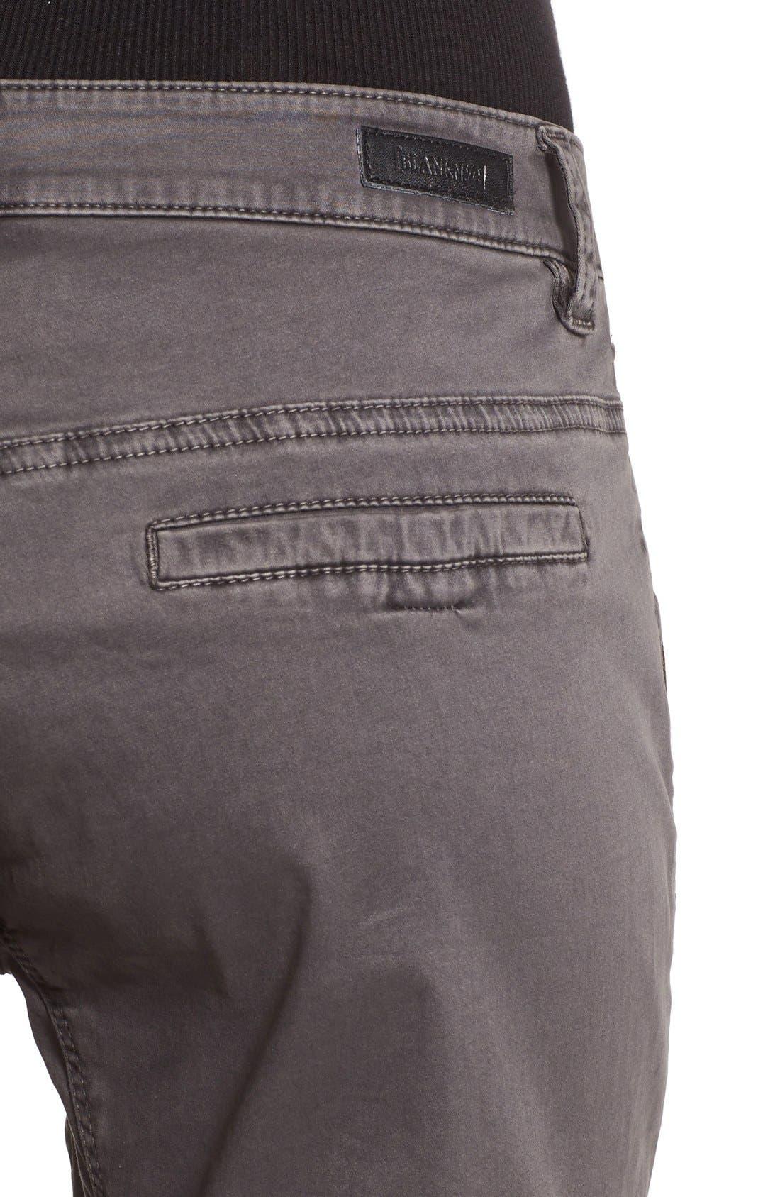 Alternate Image 4  - BLANKNYC Moto Utility Pants
