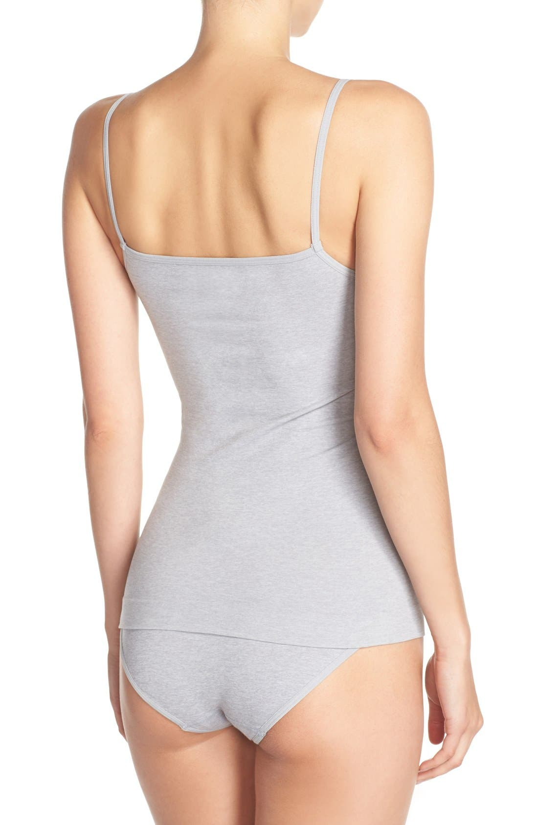 Alternate Image 6  - Nordstrom Lingerie Two-Way Seamless Camisole (2 for $49)