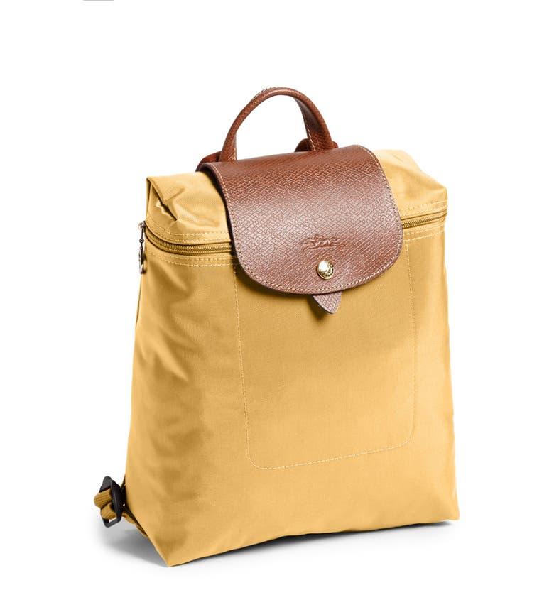 longchamp 39 le pliage 39 backpack nordstrom. Black Bedroom Furniture Sets. Home Design Ideas
