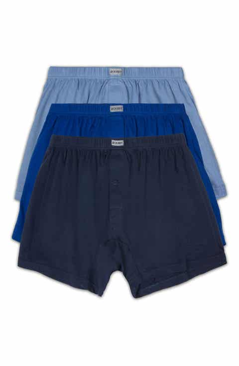 2(x)ist 3-Pack Cotton Boxers