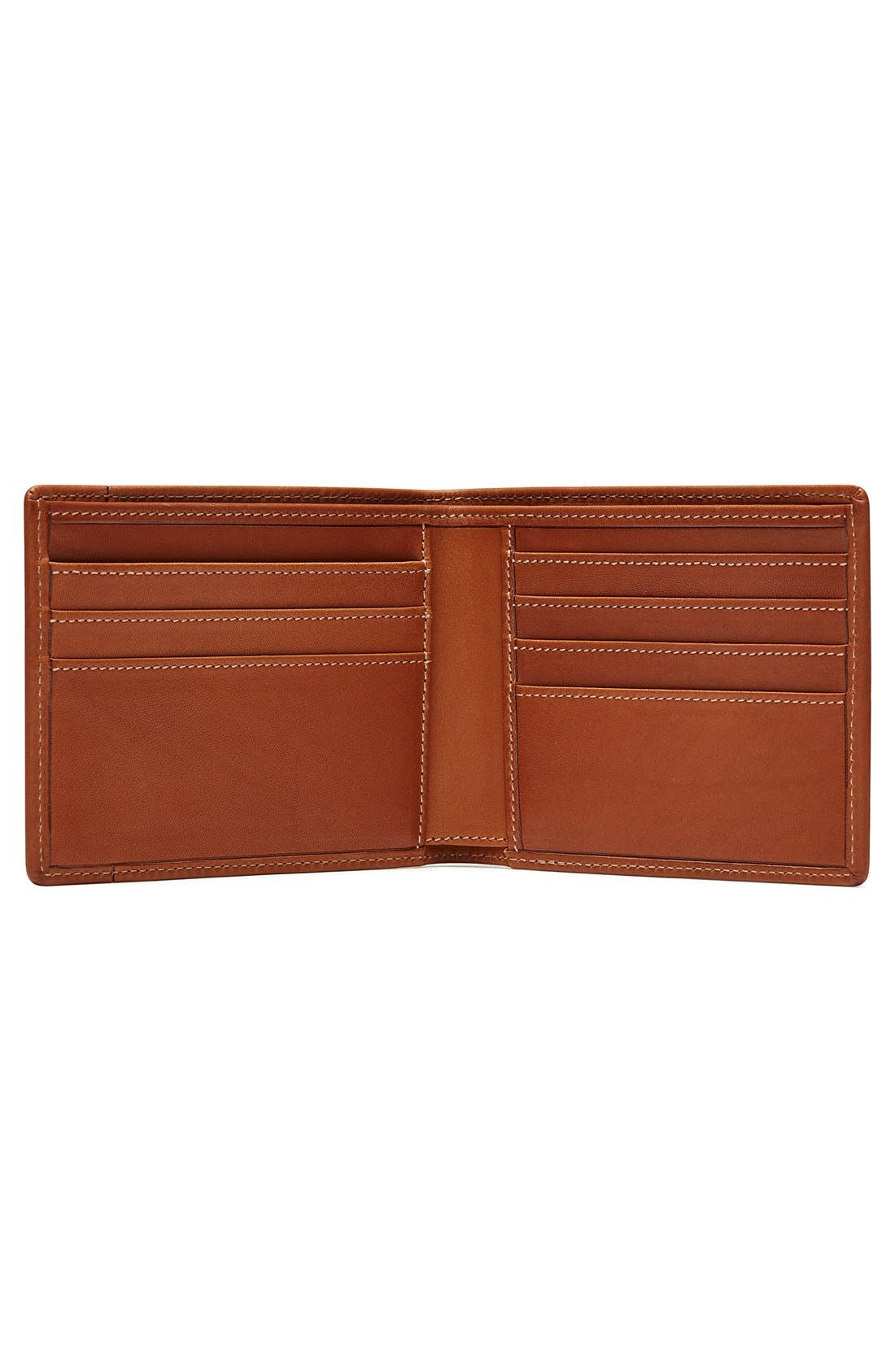 Alternate Image 2  - Ghurka Leather Wallet with ID Case