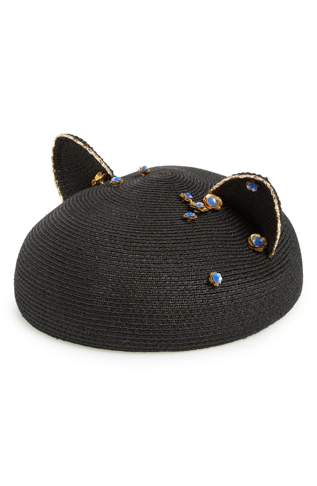 Alternate Image 1 Selected - Eugenia Kim 'Caterina' Embellished Beret