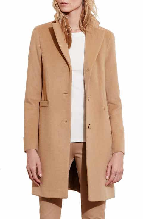 Women's Beige Wool Coats | Nordstrom