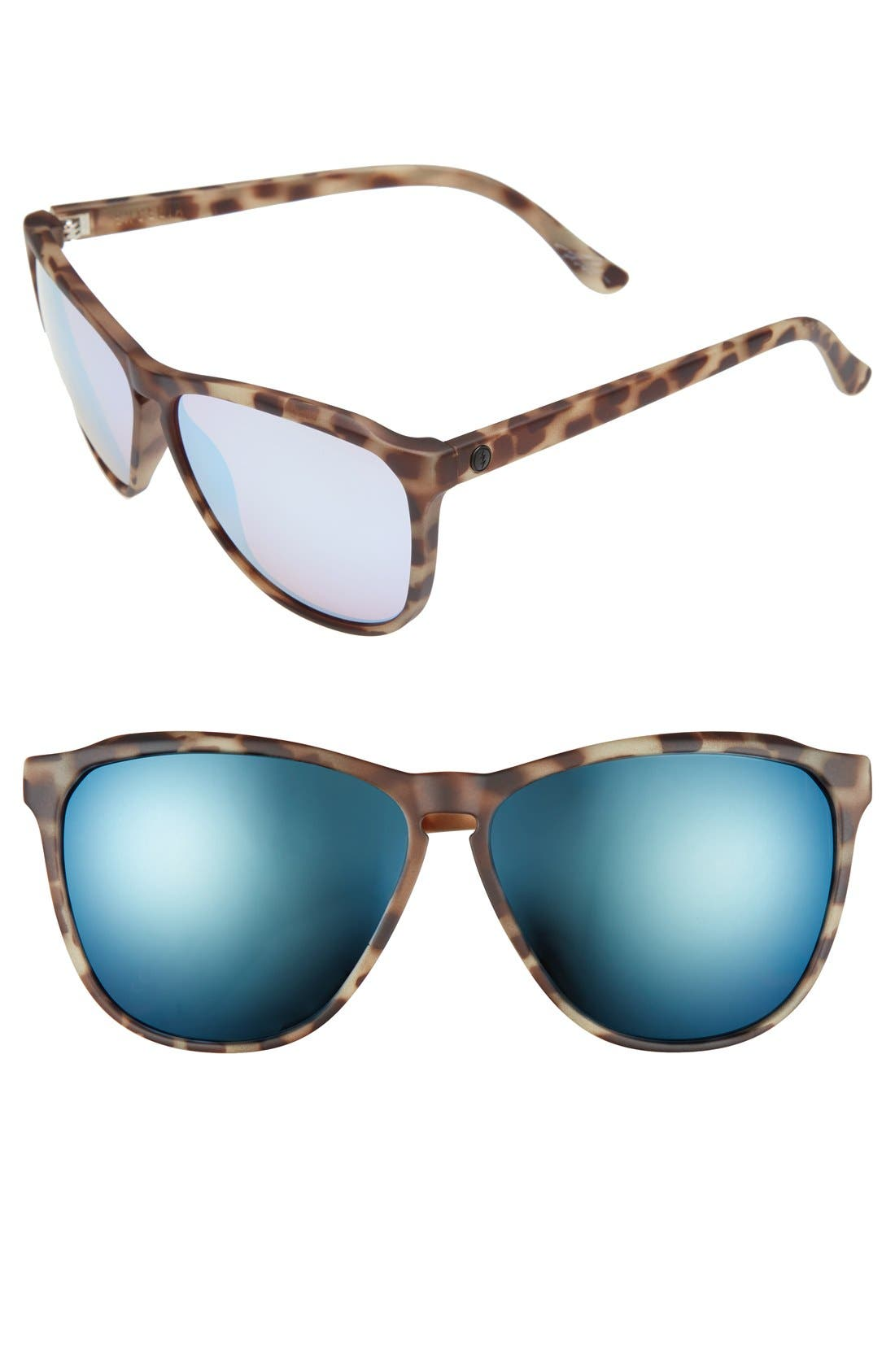 ELECTRIC 'Encelia' 61mm Retro Sunglasses