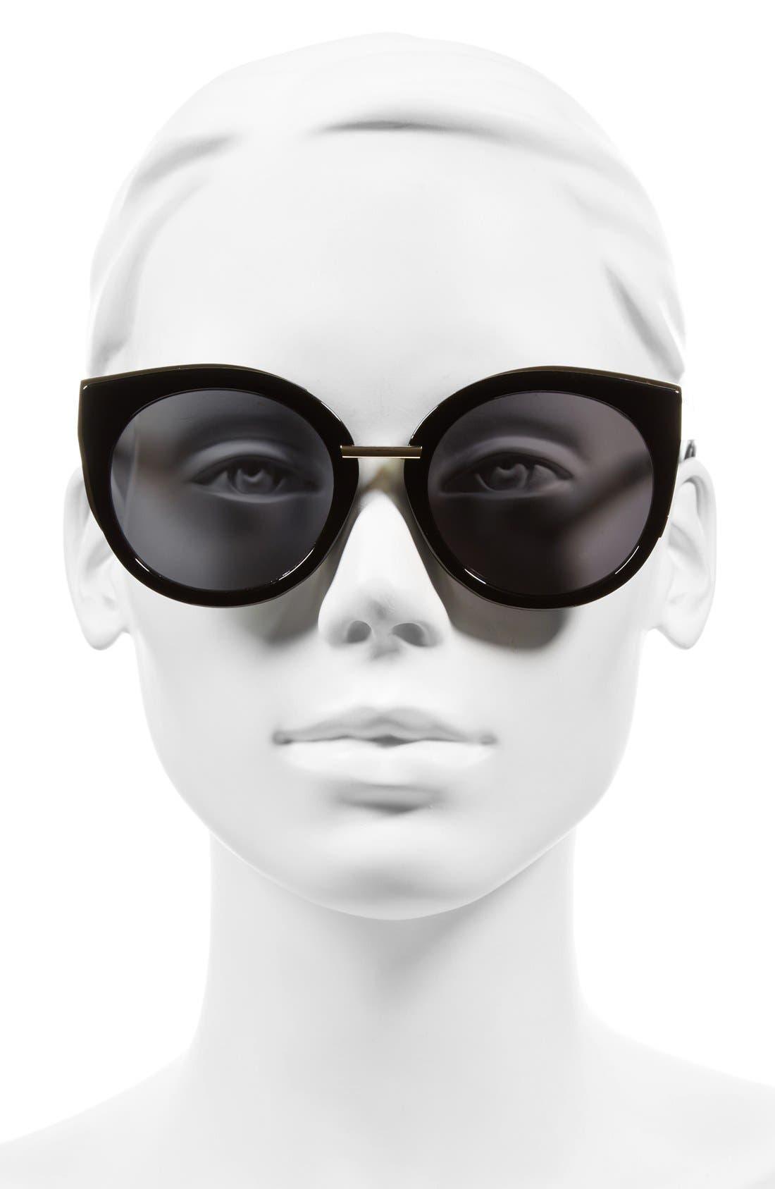 Alternate Image 2  - BP. 'Addison' 50mm Cat Eye Sunglasses