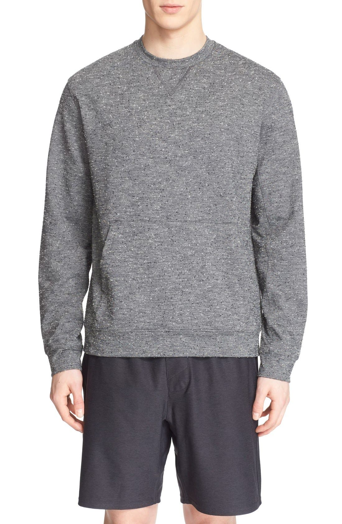 A.P.C. and Outdoor Voices Tweed Sweatshirt