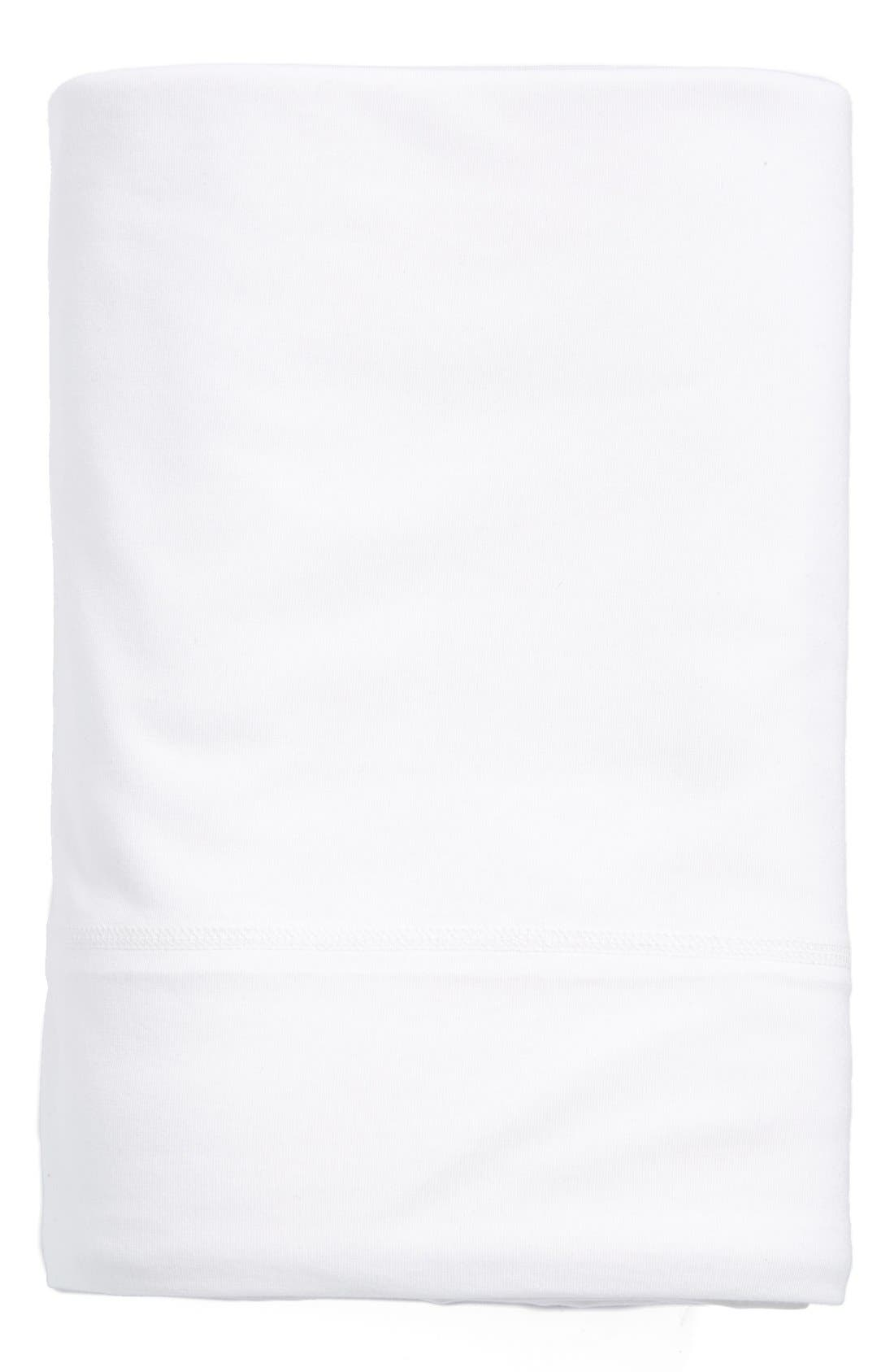 Calvin Klein 'Modern Cotton Collection' Cotton & Modal Flat Sheet