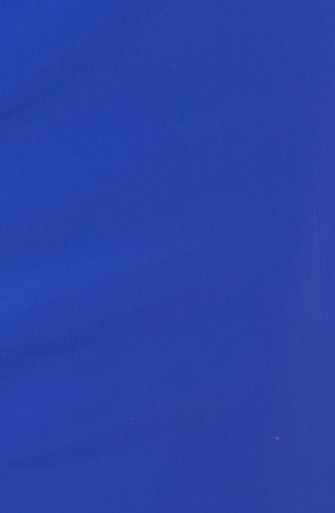 Alternate Image 6  - Adrianna Papell Stretch Faux Wrap Dress (Regular & Petite)