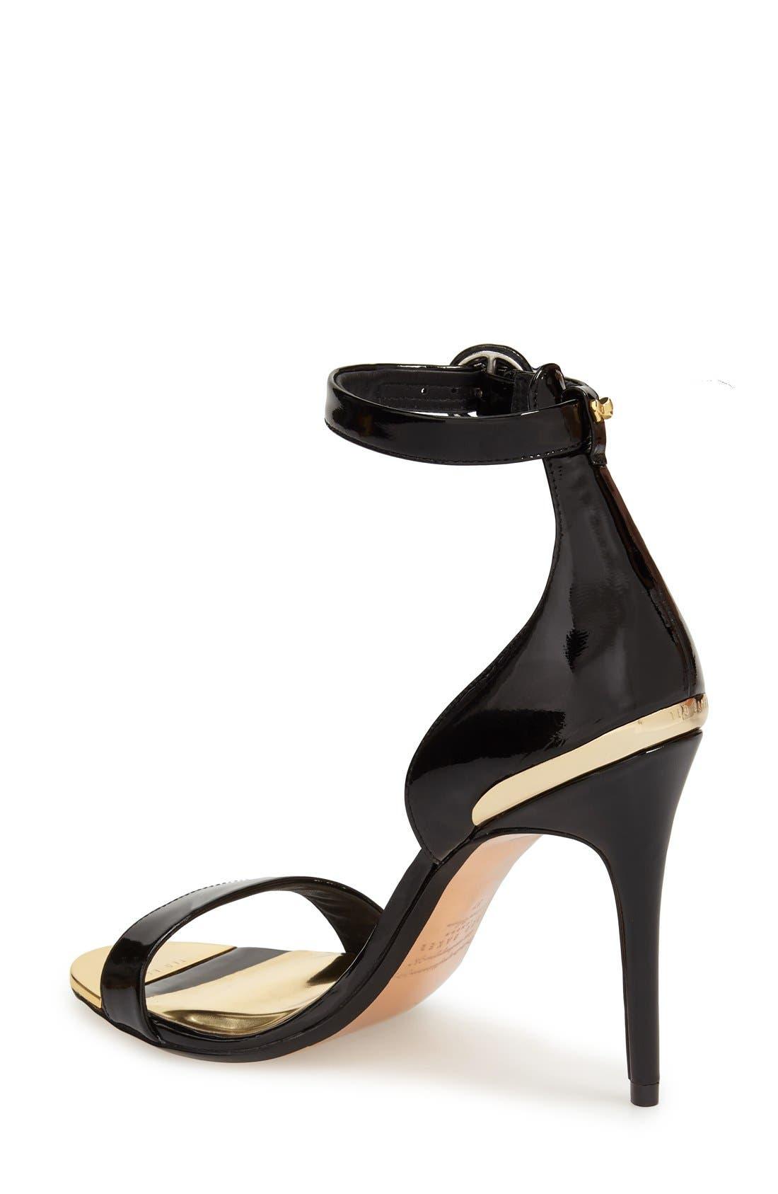 Alternate Image 2  - Ted Baker London 'Rynne' Ankle Strap Sandal (Women)