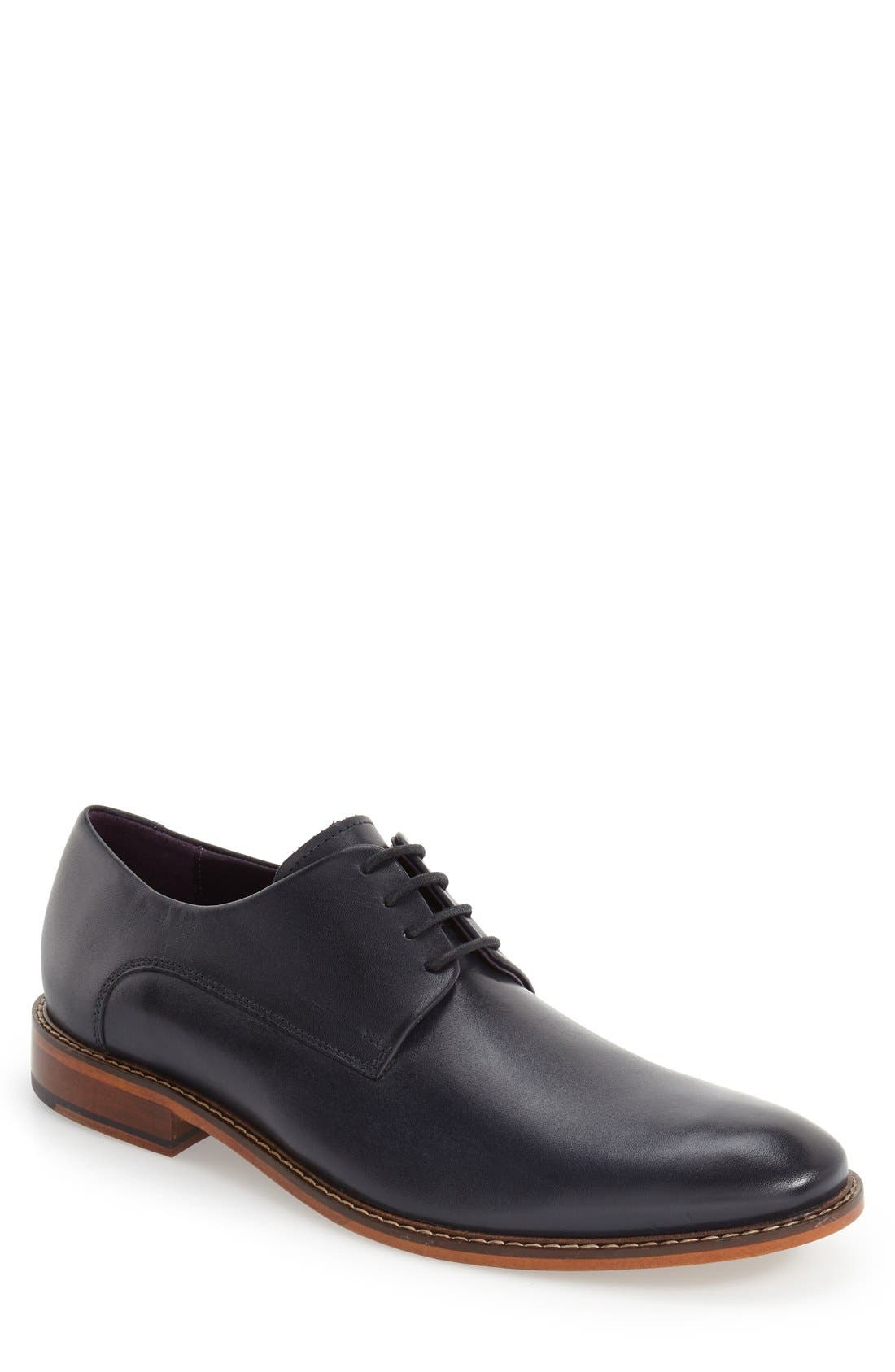Ted Baker London 'Irron 3' Plain Toe Derby (Men)