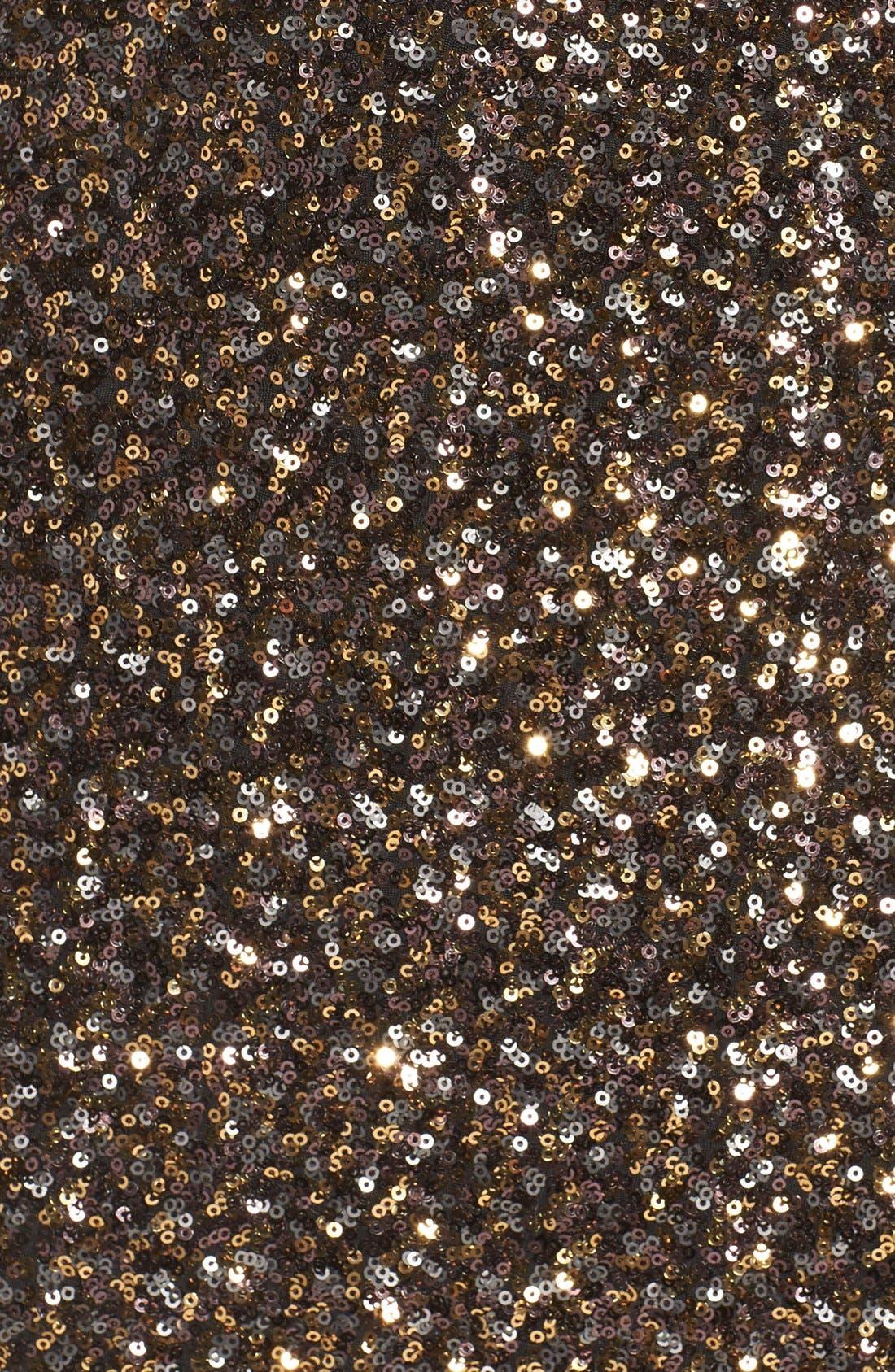 Alternate Image 8  - Dress the Population Zoe Sequin Minidress (Nordstrom Exclusive)