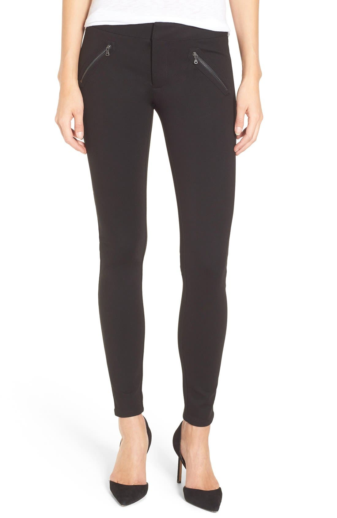Paige Denim 'Clarence' Skinny Zip Pants