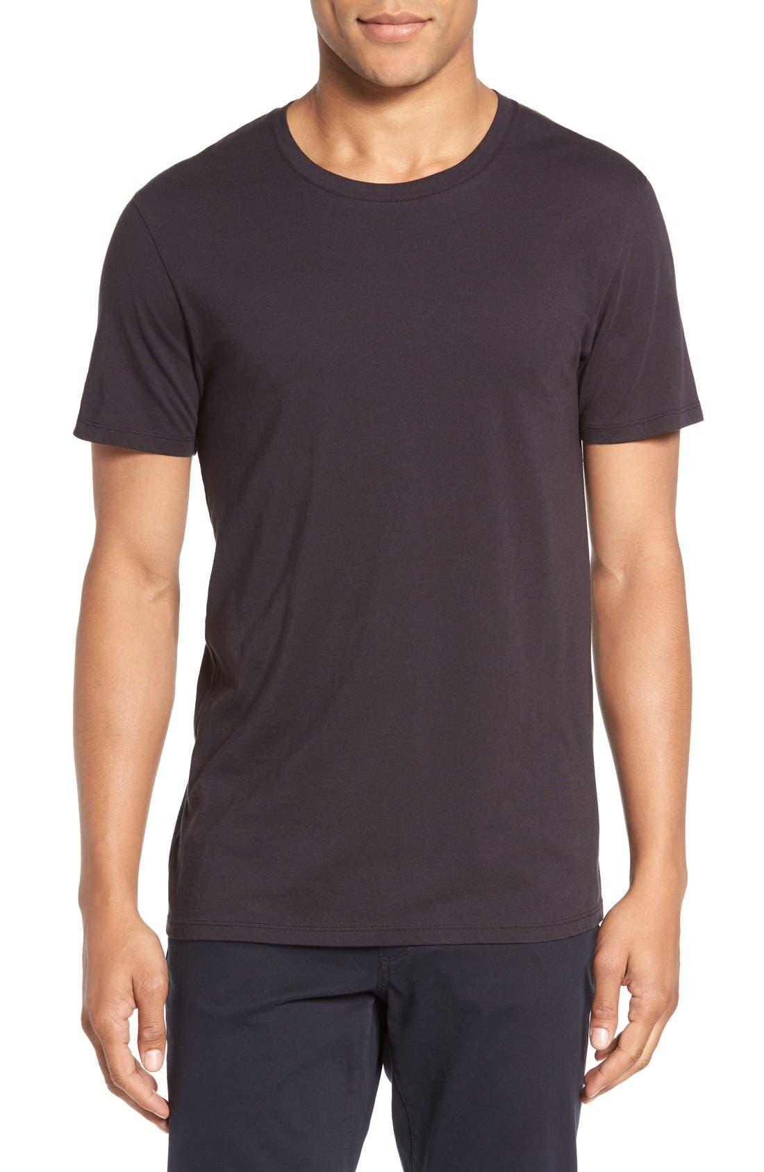 Vince Crewneck T-Shirt