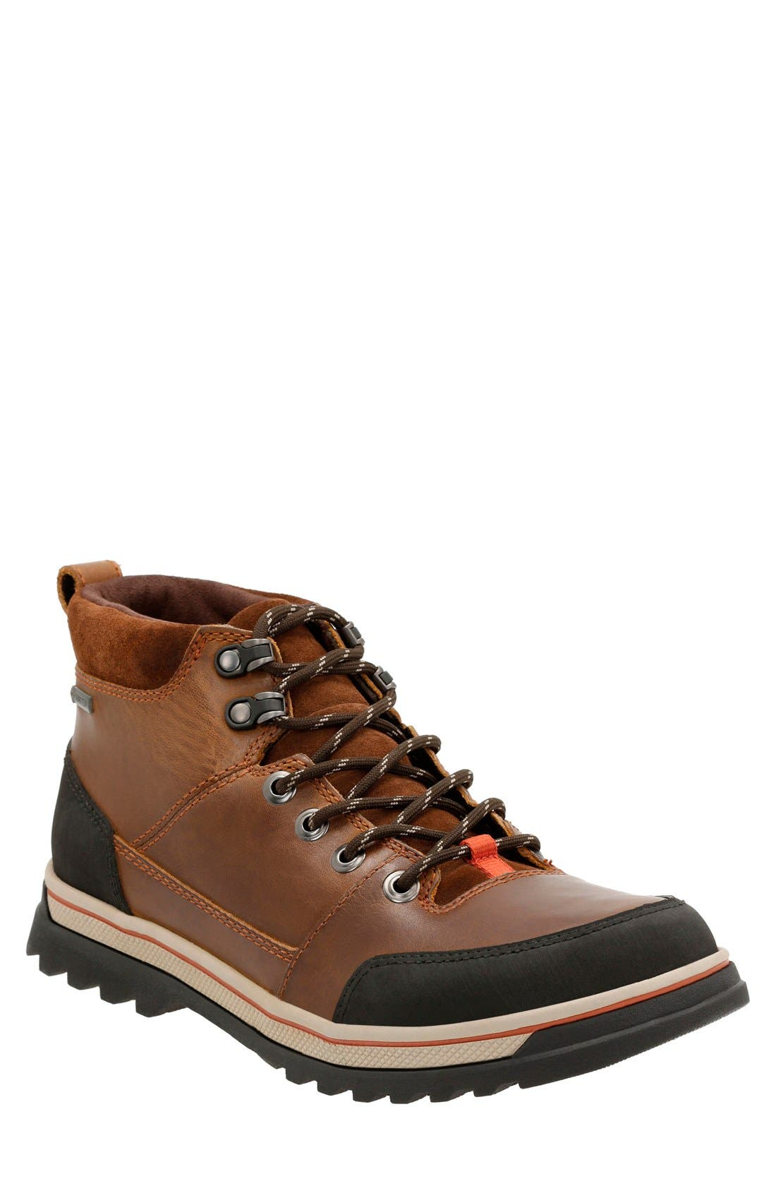 CLARKS® 'Ripway Top Mid' Hiking Boot