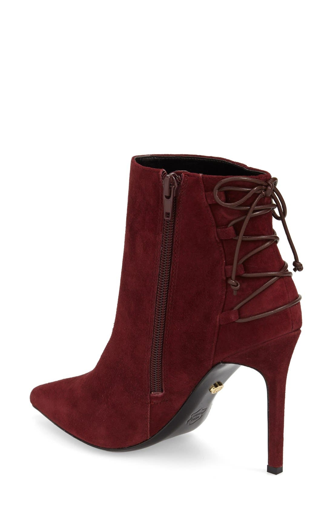 Alternate Image 2  - Charles David 'Catherine' Pointy Toe Bootie (Women)