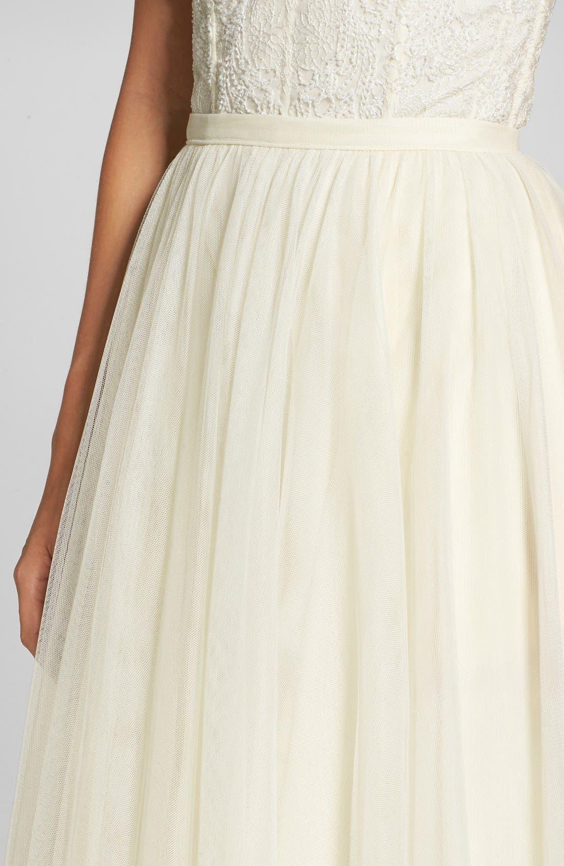 Alternate Image 5  - Jenny Yoo 'Hannah' Full Tulle Skirt