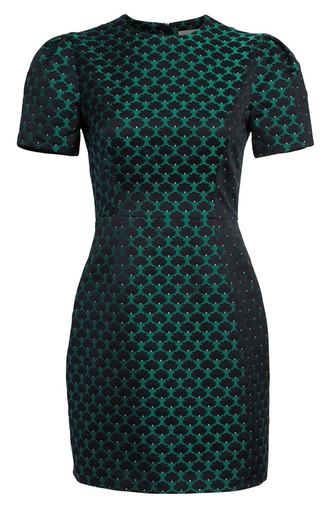 Alternate Image 4  - Mary Katrantzou Cloud Jacquard Dress